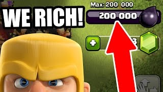 MORE DARK ELIXIR THEN EVER BEFORE!! - Clash Of Clans