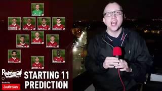 Porto v Liverpool | Starting XI Prediction Show (Live in Porto)