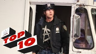 Top 10 WWE Raw moments: May 25, 2015