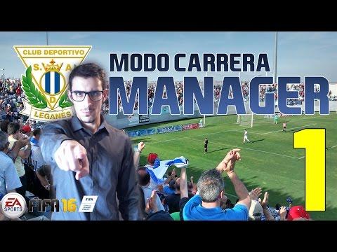 Xxx Mp4 FIFA 16 COMIENZA LA LEYENDA 1 MODO CARRERA MANAGER LEGANÉS PS4 3gp Sex