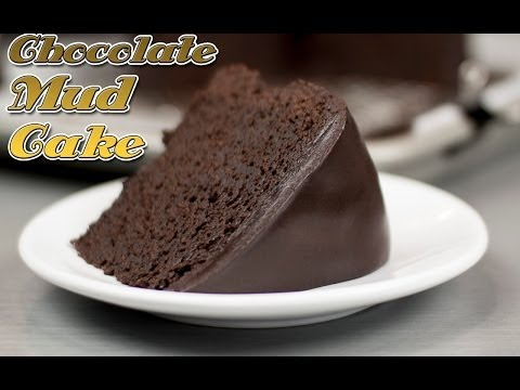 Easy Chocolate Mud Cake Recipe ! - Super Fudge Cake recipe