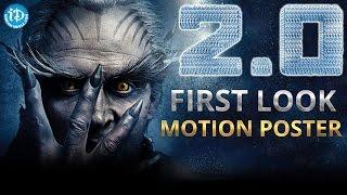 Robo 2 First Look motion Poster - Rajinikanth || Akshay Kumar || Shankar || AR Rahman
