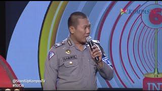 Gamayel: Polisi yang Humanis (SUCI 6 Show 1)
