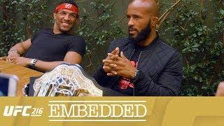 UFC 216 Embedded: Vlog Series - Episode 3