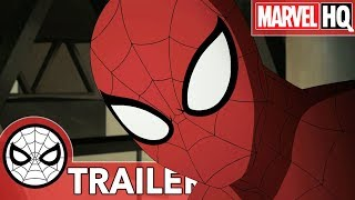Ultimate Spider-Man—Full Episodes Coming to Marvel HQ! | TEASER