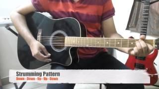 Ek Haseen Shaam ko Guitar Chords