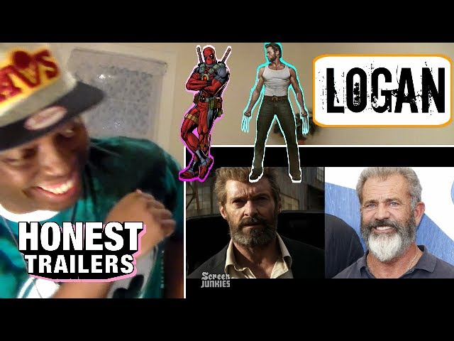 Honest Trailers - Logan (Feat. Deadpool) - 200th Episode REACTION!!!