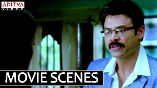 Bodyguard  Movie Climax Sentiment Scene - Trisha,Venkatesh