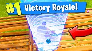 WINNING in the SMALLEST RING in Fortnite: Battle Royale...!