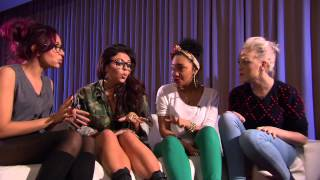 Little Mix Livestream DNA Acapella