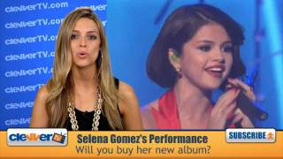 Selena Gomez New Performance Style From America's Got Talent