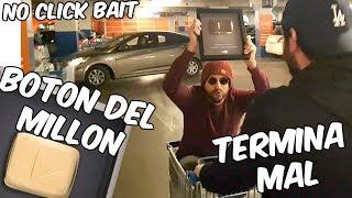 RECIBE BOTON DEL MILLON Y TERMINA MAL! Unboxing en Español - GOTH