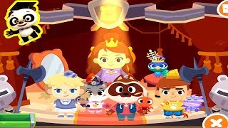 Play Kings & Queens in this Magical Castle Theatre 🔴 Dr Panda Town: PET WORLD | Part - 3