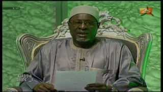 Vidéo Kaddu Diiné Ji du Vendredi 09 Octobre 2015 avec Imam