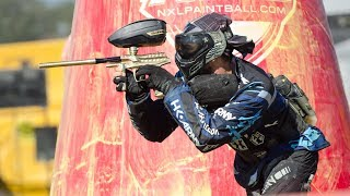 Full NXL Pro Paintball Match - Dynasty vs Heat and Aftershock vs Boom - Chicago 2017