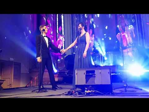 Iwona i Wojciech Kaczmarek w niezwykłym wykonaniu pieśni Moja matko ja wiem .NOWE.