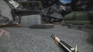 Goldeneye 007 - 00 Agent Longplay