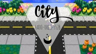AC:NL Dream Town Tour: City