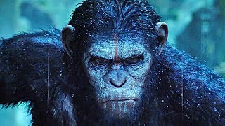 War for the Planet of the Apes - Legacy | official featurette (2017)