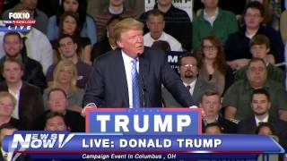 FNN: FULL Donald Trump Rally in Columbus, OH 11-23-15