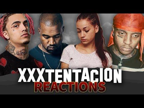 Xxx Mp4 ARTISTS REACT TO XXXTENTACION 39 S PASSING Lil Pump Lil Tay Tekashi Kanye West 3gp Sex