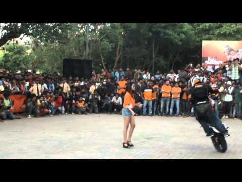 KTM Duke motorcycles pro bike stunt