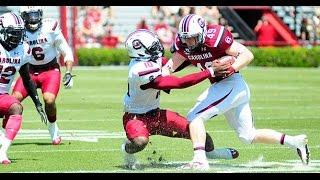 South Carolina Gamecocks  Full Spring Football GAME HD 2014
