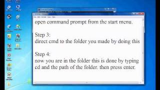 Convert any File using cmd