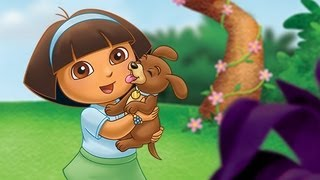 Dora the explorer 3D - Full Video - Save Puppie 2013