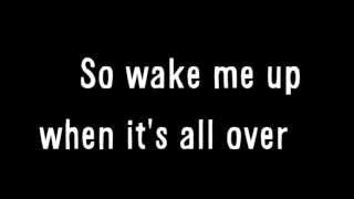 Wake Me Up - Avicii [] Lyrics