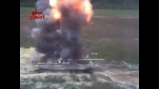 اسرع صاروخ مضاد لدبابات