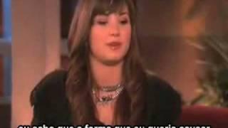 Demi Lovato - Entrevista com Ellen Degeneres - Legendado - Pt (Br)