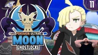 I HATE YOU GLADION!! Pokemon Ultra Sun and Moon GhostLocke Walkthrough w/ aDrive! Ep 11