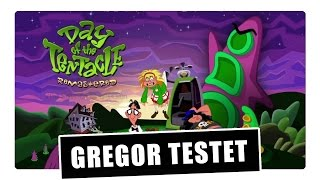 Gregor testet Day of the Tentacle REMASTERED (Review)
