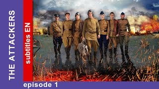 The Attackers - Episode 1. Russian TV Series. StarMedia. Military Drama. English Subtitles