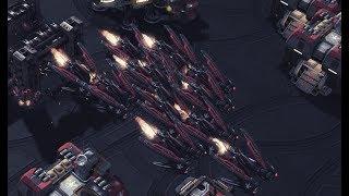 Beyond (P) v Ketroc (T) on Blueshift  - StarCraft 2 - LOTV 2018
