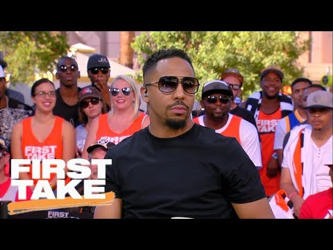 Xxx Mp4 Andre Ward Doesn T See Mayweather McGregor Going Past 6 Rounds First Take ESPN 3gp Sex
