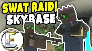 JETPACK RAID | Unturned Swat Roleplay