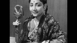 Geeta Dutt: Aaankhon se poonchh lo : Film - Bedardi (1951)