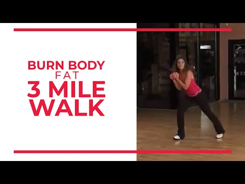 Burn Body Fat 3 Mile