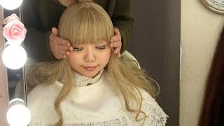 I Got Transformed Into a Japanese Lolita Girl | Harajuku, Japan