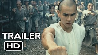 Rise of the Legend Official Trailer #1 (2016) Eddie Peng Action Movie HD