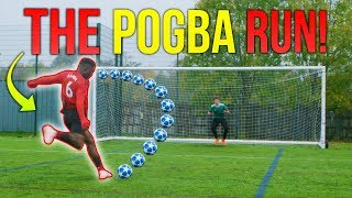PAUL POGBA | THE 'POGBA' RUN ft. The F2