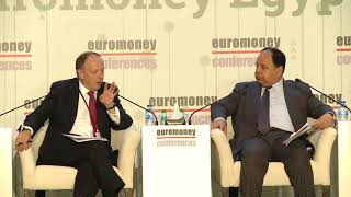 Egypt 2018: Conversation with the Minister of Finance
