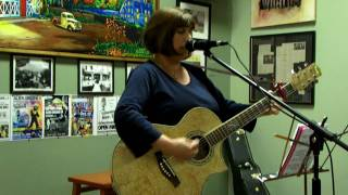 "Laurie Davis ""Hold On"" - Groversmill Coffee House 4/13/10"