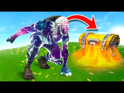 The ONE CHEST Challenge In Fortnite Battle Royale