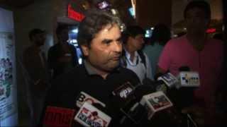 Vishal Bhardwaj & others at the screening of Kalyanam Samayal Saadham
