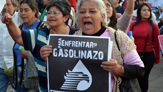 Si el gasolinazo fuera en Venezuela, si los periodistas fueran apaleados... en Cuba
