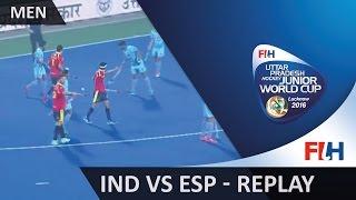 India v Spain - Men's Hockey Junior World Cup Lucknow