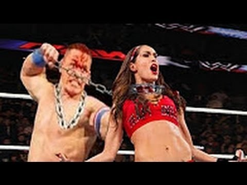 Xxx Mp4 WWE John Cena Vs Nikki Bella Full Match 2017 John Cena And Nikki Bella Vs Ellsworth And Carmella 3gp Sex